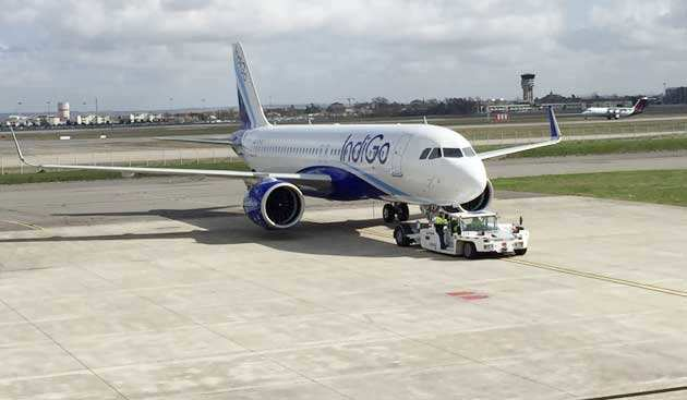 IndiGo first Indian carrier to induct fuel-efficient A320neo