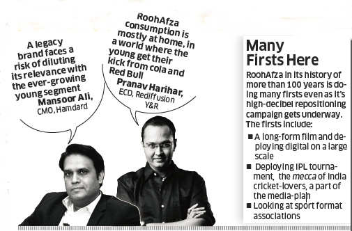 Going Greedy: Will RoohAfza's new campaign get the fizz back?