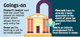 High Court has stayed entry tax in Uttarakhand, says Flipkart