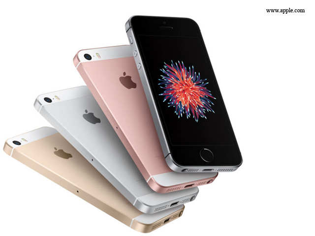 Apple unveils smaller iPhone SE; Tim Cook defends privacy stance