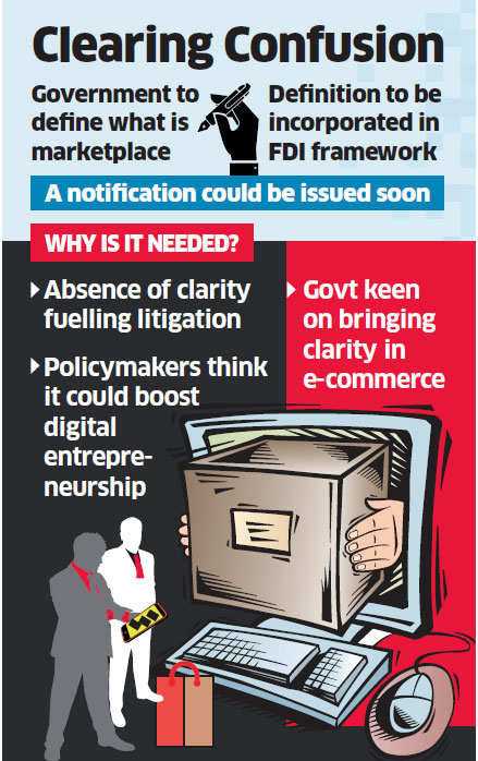 Releasing Soon: A definition for ecommerce marketplace; may end disputes over online retail websites