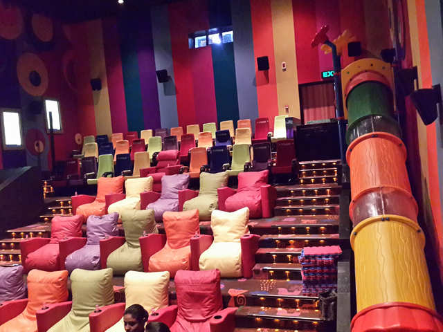 PVR increases screen presence, opens 15-screen Superplex in Noida