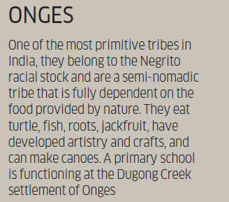 8714d5c35 Andamans and its tribals: Meet the first Indians while they are still around