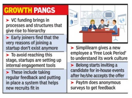Why HR, and not funds, are becoming a headache for startups