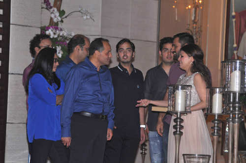 Anant Ambani's birthday bash was a star-studded affair