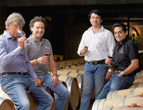 Moet Hennessy's rollout in Nashik is an attempt to show that it is possible to make world-class wine in India