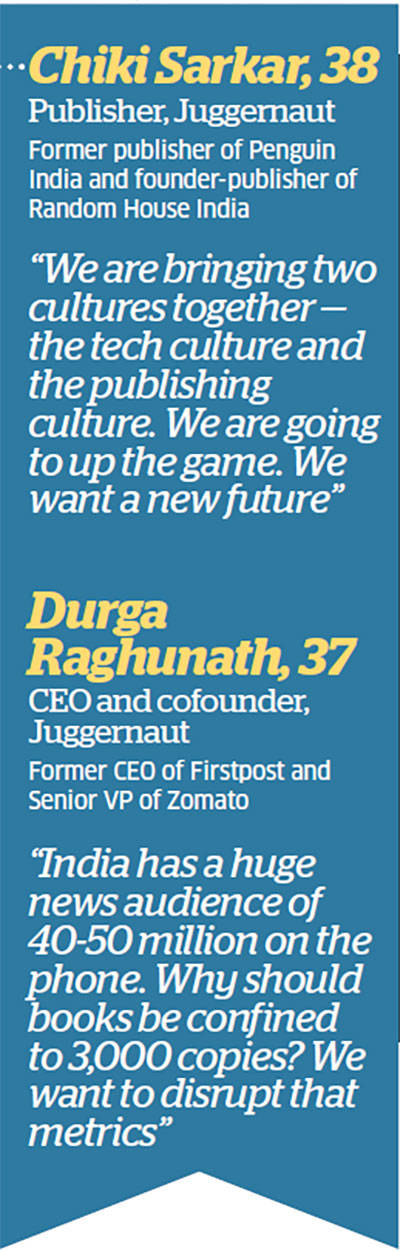 All you need to know about mobile-first publishing startup Juggernaut