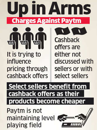 E-commerce company flouting FDI norms? Vendors protest against Paytm's cashback model