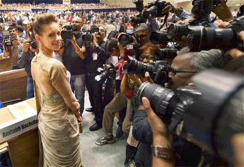 Kalki Koechlin groped outside the National Awards venue