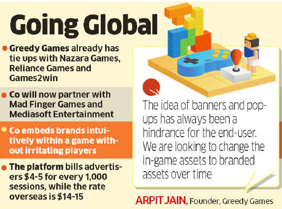 Greedy Games set to launch video-based ad integration