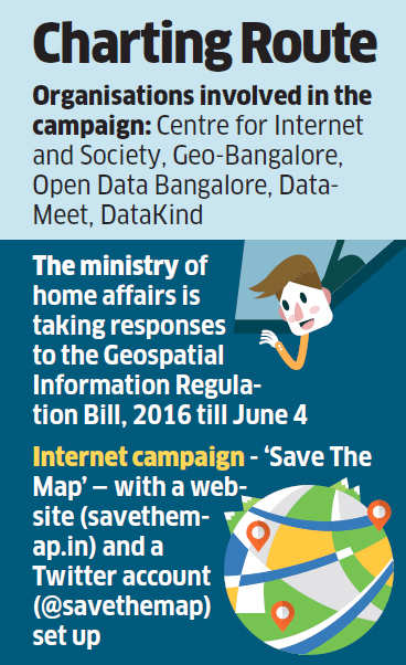Geospatial bill: Bengaluru finds a route to save the map from government