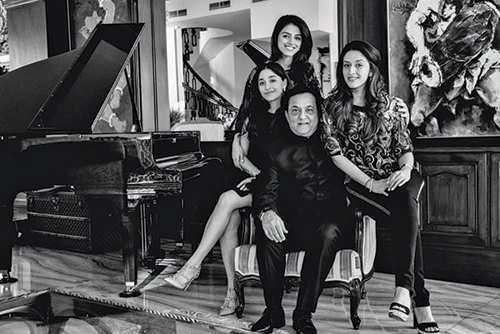 My daddy smartest: The daughters of these successful businessmen reveal their other side