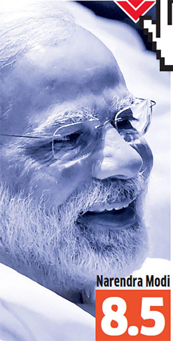 Modi Sarkar@2: Who are the most social media savvy ministers in the Modi cabinet?