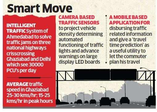 Uttar Pradesh to take lessons from Gujarat model in traffic management