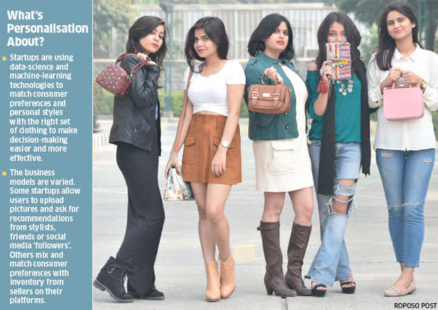 Fashion curation apps like LimeRoad, WithMe, Voonik are carving a business out of recommending what to wear
