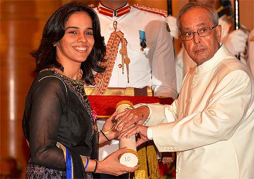 Kangana Ranaut was pipped by Sania Mirza & Saina Nehwal for the Padma