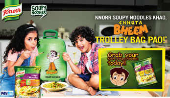 How homegrown hero Chhota Bheem took on Mickey, Spidey, Oggy, and won