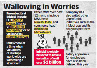 InMobi grapples with senior, mid-level attrition amid concerns about future