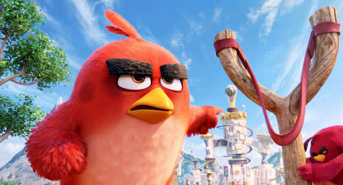 'The Angry Birds' review: This is tailor-made for kids