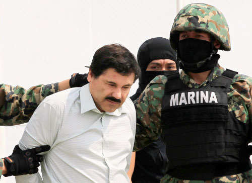El Chapo threatens to sue Netflix over planned series - The Economic