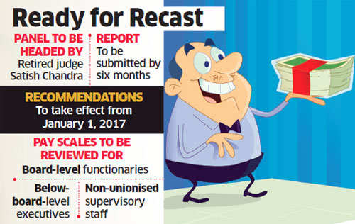 Executives of companies run by central government set to receive pay hike next year