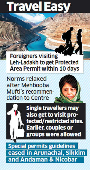 As Centre eases permit conditions, visiting Leh-Ladakh won't be an uphill climb for foreign tourists