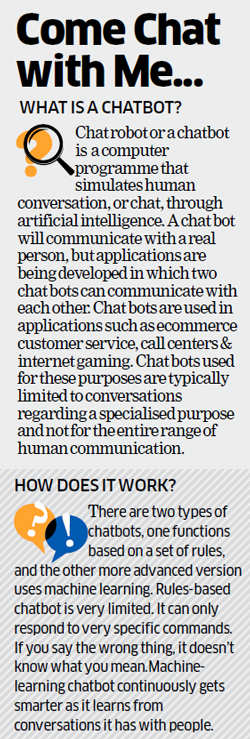 How chatbots could soon put BPOs out of business