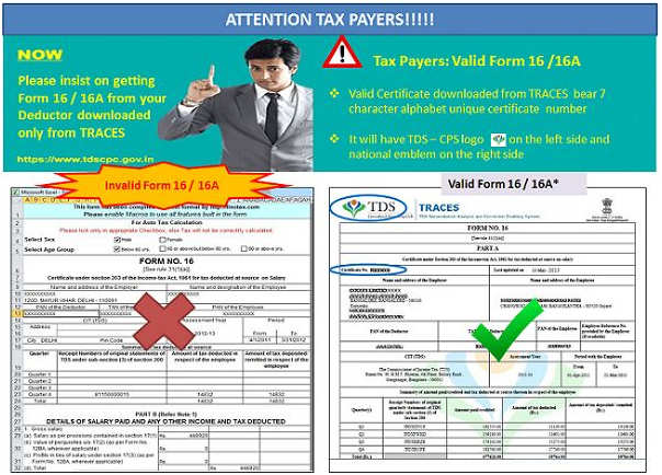 What you must check in your TDS certificates, Form26AS & why they should match