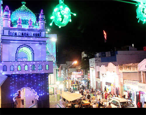 Know the Islamic culture in Bengaluru through stories behind