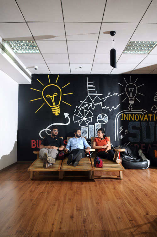How Snapdeal office is keeping up with changing millennial workforce