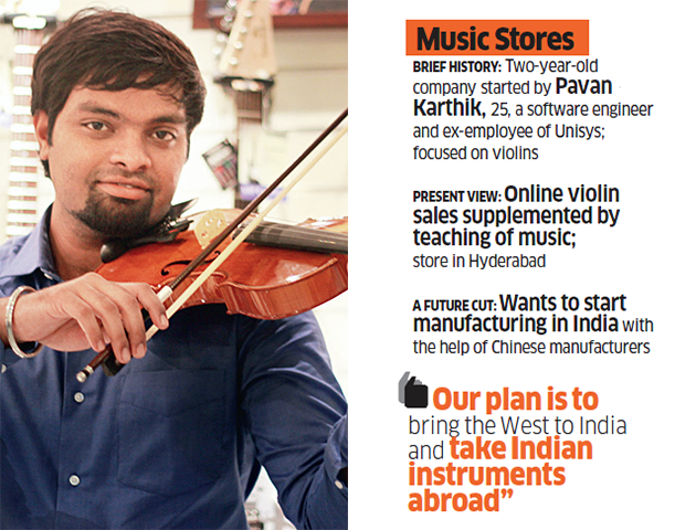 Unlike Gomes Karthik Is Bullish On Manufacturing In India And Inspired By His Ability To Sell Made Violins With A Price Tag Of Up Rs40000