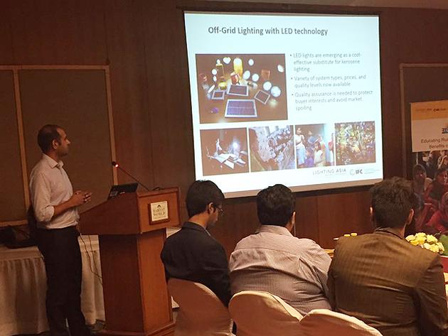 NextGen organizes workshop on 'Off-grid renewable energy solutions