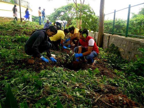 Making Bangalore The Cleanest City – Amith Amarnath 5
