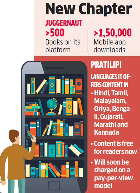 Who said Indians won't pay for E-books
