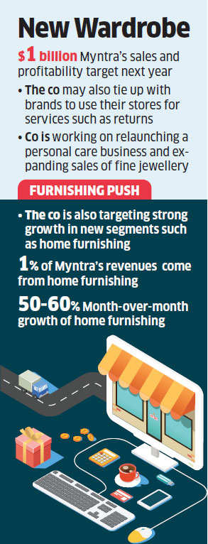 In 3 months, Myntra to open a store with private brands