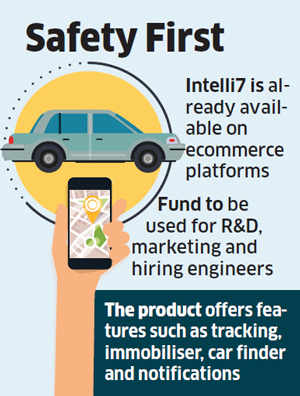 With funds in boot, Trak N Tell heads to Bengaluru with Intelli7