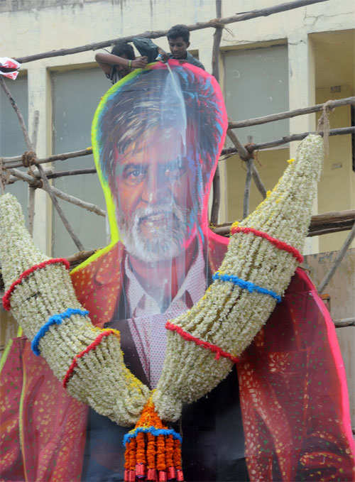 Rajinikanth's 'Kabali' smashes all box office records, collects over Rs 40 crore
