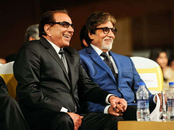 Image result for dharmendra and amitabh