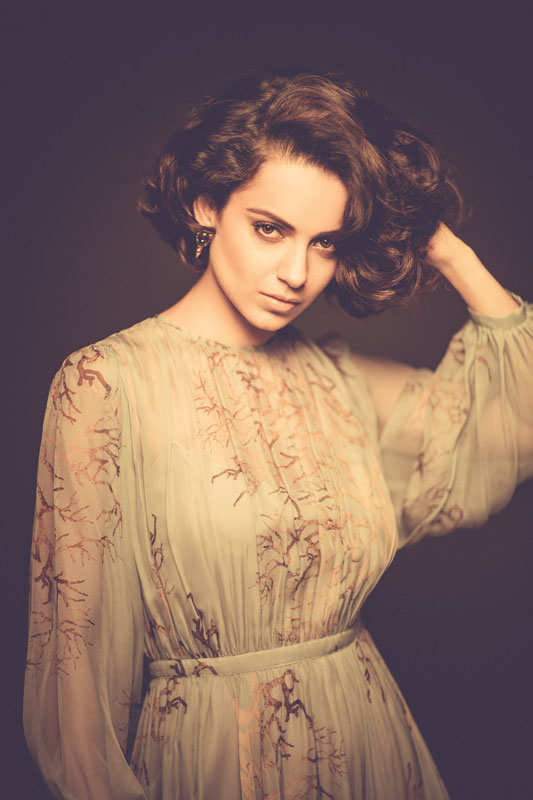 Here's what Kangana Ranaut spends her money on: Clothes, cars, land