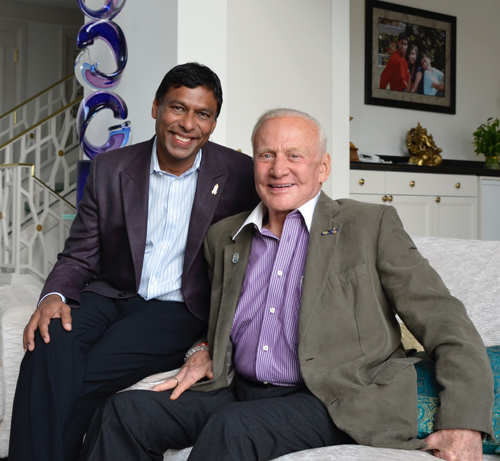 Successful entrepreneurs must have a God-complex: Naveen Jain, Moon Express co-founder