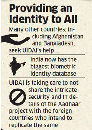 World Bank approaches Unique Identification Authority of India to share its experiences with other countries