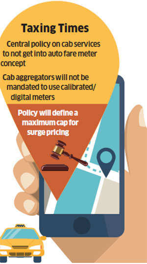 Uber, Ola face cap on surge pricing