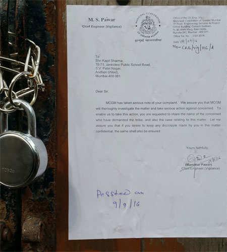 Kapil Sharma vs BMC: FIR against comedian for illegal construction at Goregaon flat