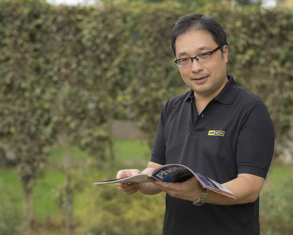 Didn't know that so many people loved photography in India: Kazuo Ninomiya, MD, Nikon India