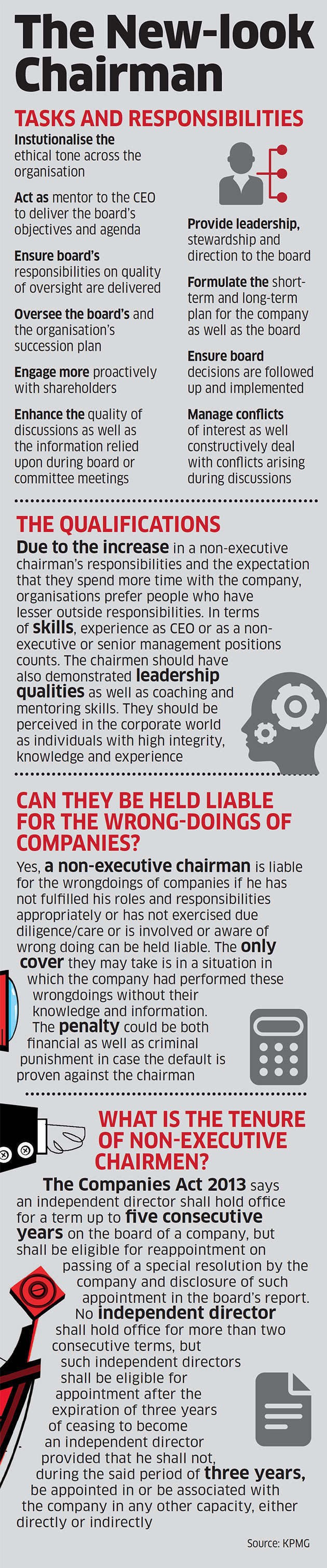 From yes-man to coach, companies turn to non-executive chairmen to tide over difficult times