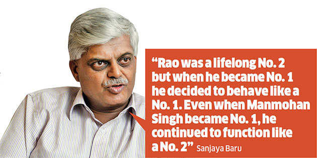 1991 reform was Narasimhanomics, Congress downplayed Rao's role: Sanjaya Baru