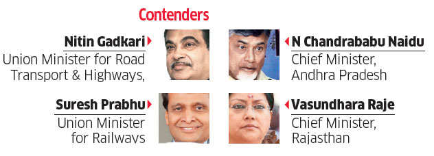 ET Awards for Corporate Excellence: Nitin Gadkari is the winner in Business Reformer category