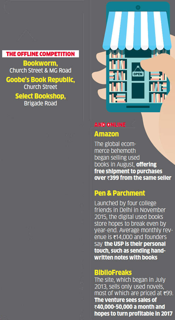 How a Bengaluru bookseller weathered the ecommerce storm and
