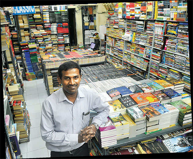 How a Bengaluru bookseller weathered the ecommerce storm and opened his second used books store