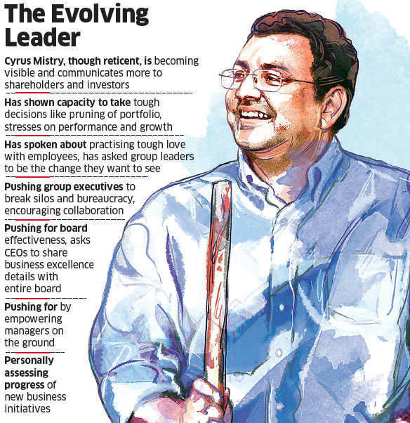 Four years under Cyrus Mistry's watch, Tatas march to a new drumbeat